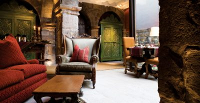 Inkaterra La Casona Cusco - Lounge (photo credit Inkaterra)