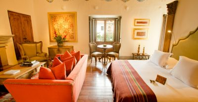 Inkaterra La Casona Cusco - Plaza Room (photo credit Inkaterra)