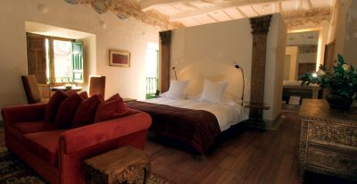Inkaterra La Casona Cusco - Suite (photo credit Inkaterra)