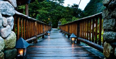 Inkaterra Machu Picchu Pueblo Hotel - Bridge (photo credit Inkaterra)