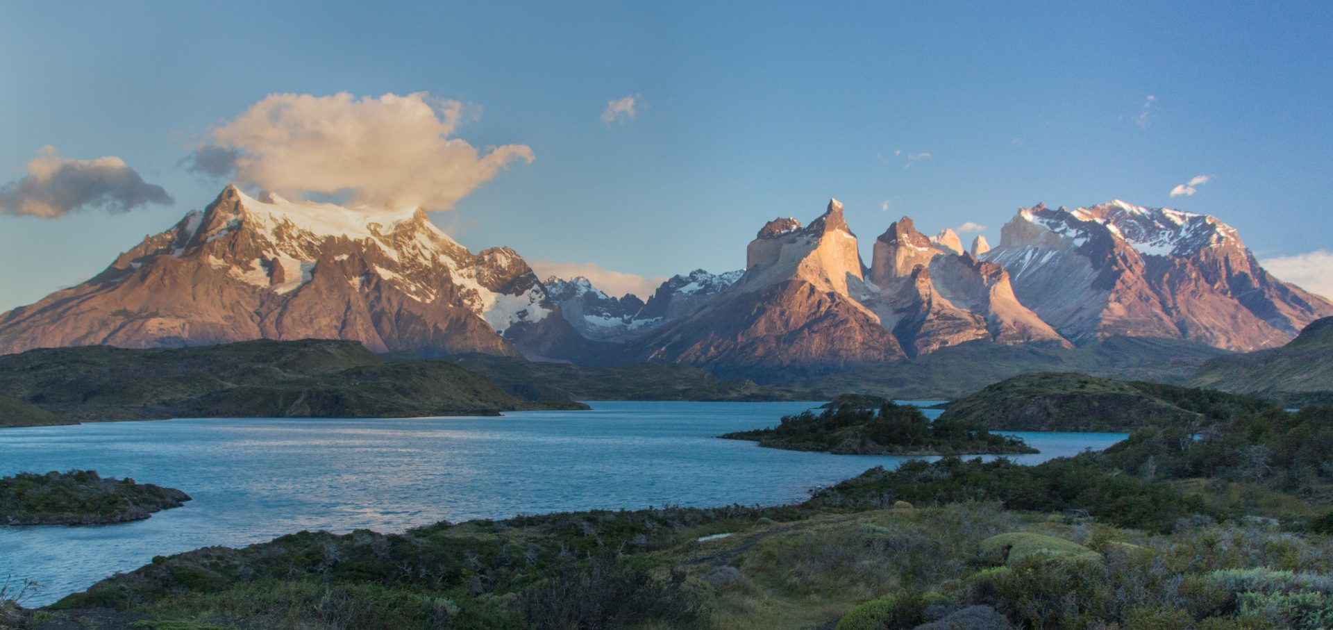 Torres del Paine, Chile (photo credit John May)