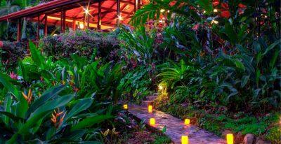 La Paloma Lodge - Gardens