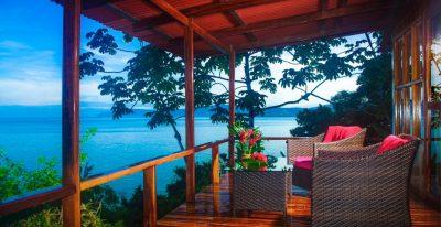La Paloma Lodge - Terrace Views