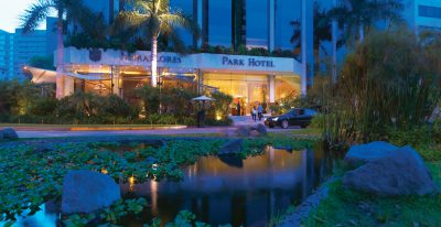 Miraflores Park Hotel exterior