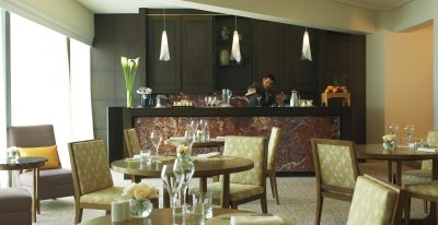 Miraflores Park Hotel lounge