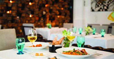 Miraflores Park Hotel restaurant
