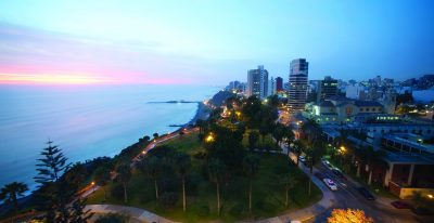 Miraflores Park Hotel_view of Lima