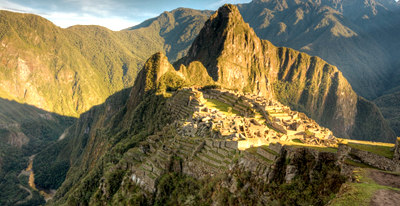 Luxury Amazon Cruise & Machu Picchu