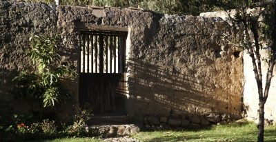Albergue Ollantaytambo_gate