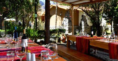Casa Andina Classic Colca_outdoor dining