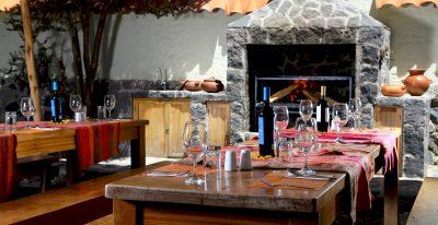 Casa Andina Classic Colca_outdoor oven