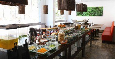 Casa Andina Classic Machu Picchu_ breakfast