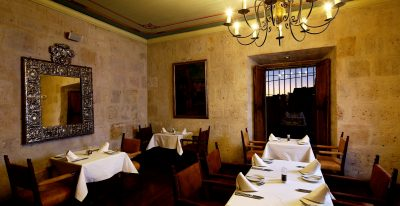 Casa Andina Private Collection Arequipa_dining