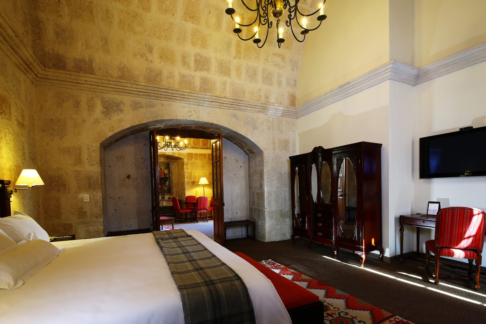 Casa andina private collection arequipa vaya adventures for Hotel casa andina classic arequipa