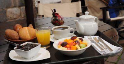 Casa San Blas_breakfast