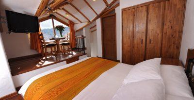 Casa San Blas_guest room
