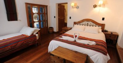 Casa San Blas_triple room