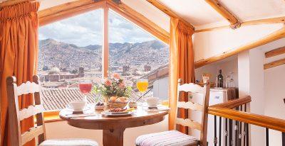 Casa San Blas_view