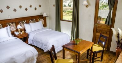 Colca Lodge_Standard Twin
