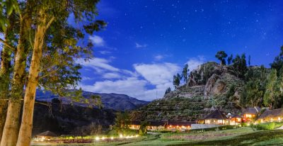 Colca Lodge_evening