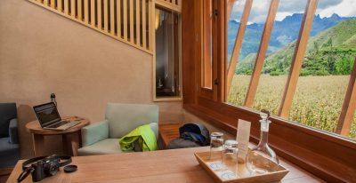 Explora Sacred Valley_twin room view