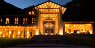 Inkaterra Hacienda Urubamba (photo credit Inkaterra)