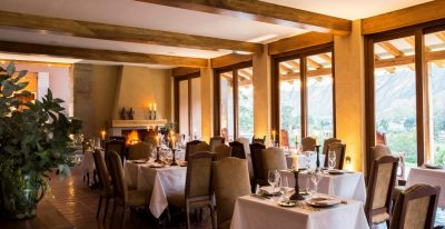 Inkaterra Hacienda Urubamba_dining (photo credit Inkaterra)