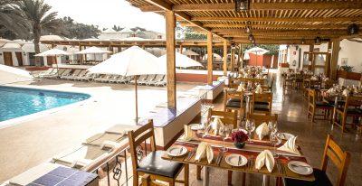 Hotel Las Dunas_Terrace restaurant