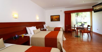 Hotel Las Dunas_Triple room