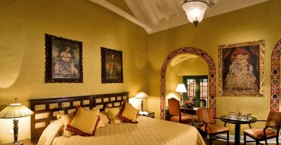 Hotel Monasterio_Superior room