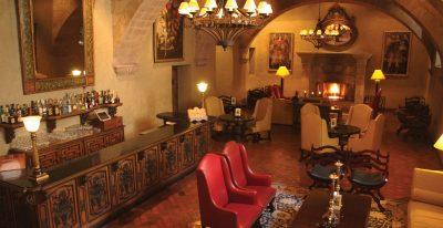 Hotel Monasterio_bar