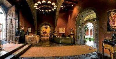 Hotel Monasterio_lobby