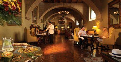 Hotel Monasterio_restaurant