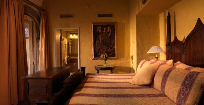 Hotel Monasterio_room