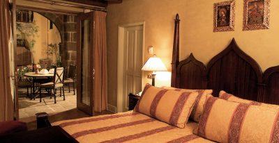 Hotel Monasterio_suite