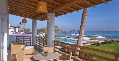 Hotel Paracas_Balcony
