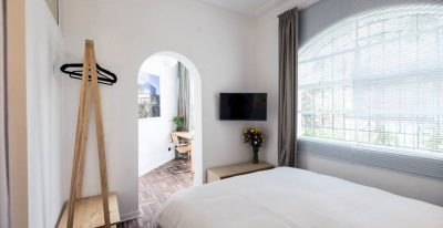 Hotel de Autor II_Queen Garden Room