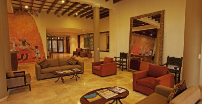 La Hacienda Bahia Paracas_Common area