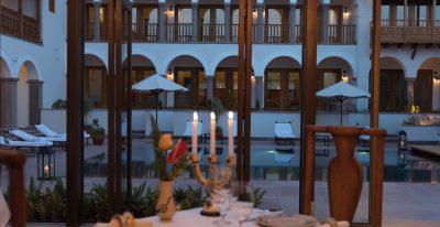 Palacio Nazarenas_restaurant