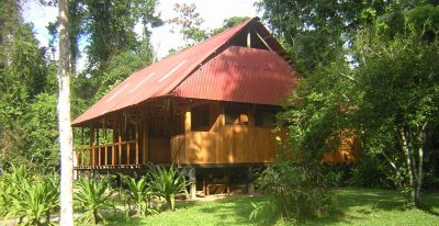 Pantiacolla Lodge