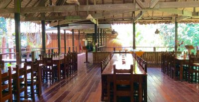 Posada Amazonas_dining