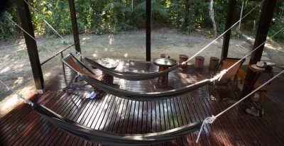 Posada Amazonas_hammocks