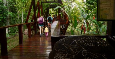 Posada Amazonas_trail