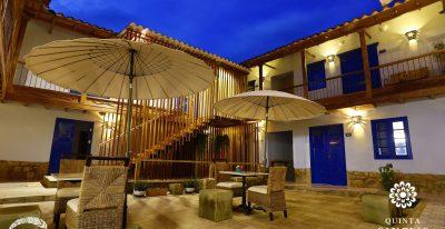 Quinta San Blas_courtyard