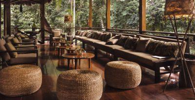 Refugio Amazonas_common area