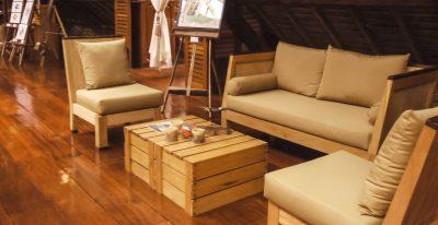 Refugio Amazonas_guest area