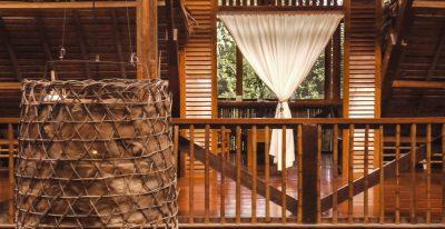 Refugio Amazonas_stairs