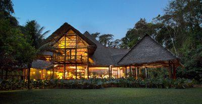 Reserva Amazonica_Main house