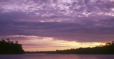 Reserva Amazonica_Sunset