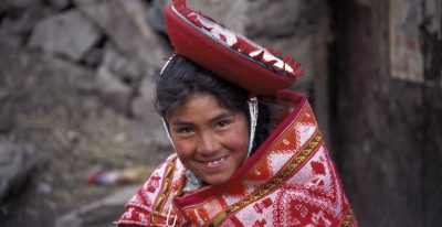 Sacred Valley - Willoc Girl